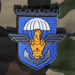フランス軍第17連隊エンジニアリング落下傘兵バッジ