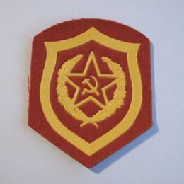 ソ連軍陸軍歩兵のバッジRED(未使用品)