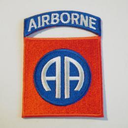 米軍陸軍第82空挺師団バッジ(U.S. Army)