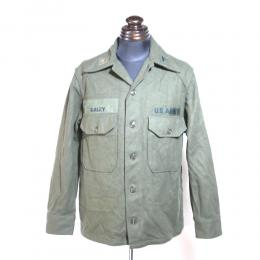 US軍バッジ付きウールシャツ(未使用品)