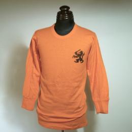 オランダ軍90'sサッカーロングTシャツ(未使用品)