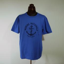 フランス海軍プリントTシャツ(JIL)