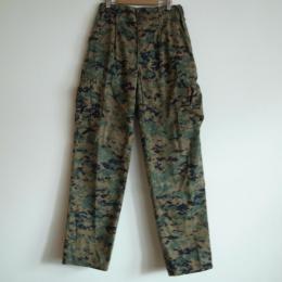 米軍(US軍)海兵隊MARPATブラウン迷彩パンツ(USED品)