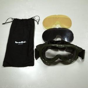 フランス陸軍bolle社製ゴーグル