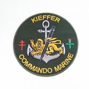 フランス軍海軍コマンドKIFFER(キーファー)バッジ